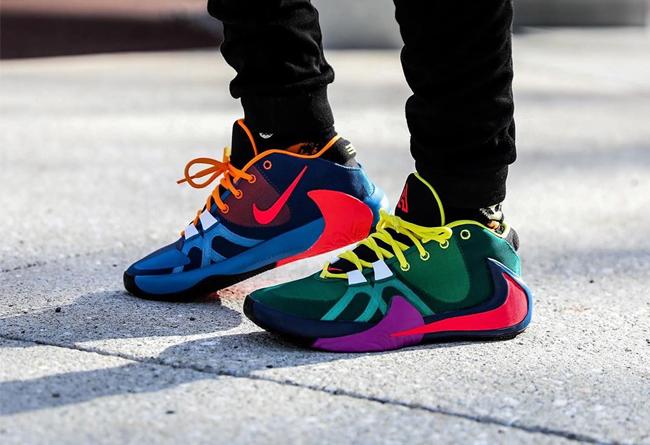 Nike Zoom Freak 1发售日期及价格