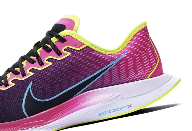 Nike ZoomX霓虹配色谍照