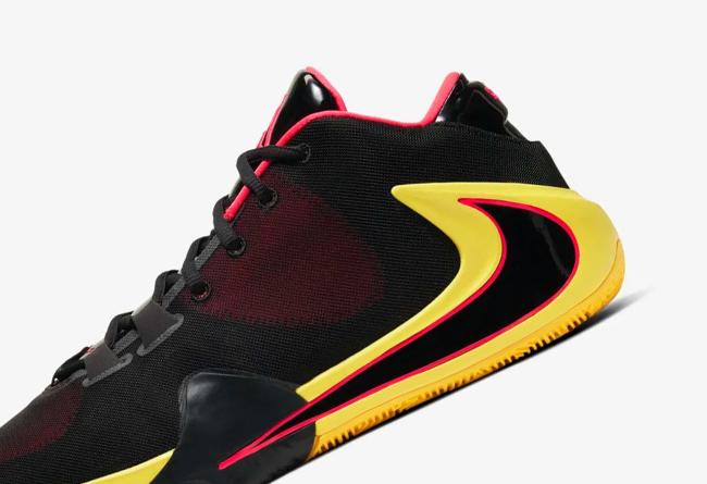 "Nike Zoom Freak 1 ""Soul Glo""12月28日发售"