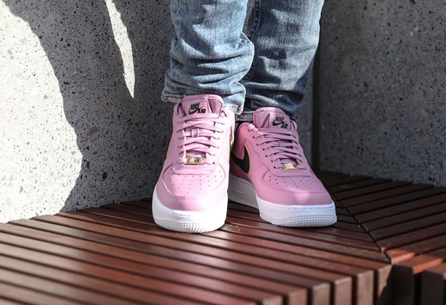 Nike Air Force 1 Low WMNS谍照