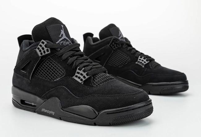 """Air Jordan 4 """"Black Cat""""明年2月22日正式复刻回归"""