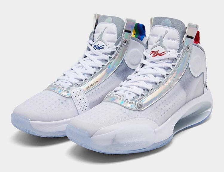 Air Jordan 34发售日期及发售价格多少钱