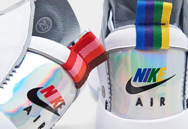 AJ,AJ34,Air Jordan 34,AR3240-1  炫彩全息效果加持!Air Jordan 34 全新彩虹配色曝光!
