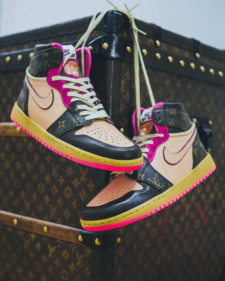 "Nike Air Jordan 1 ""DON ONE""谍照分享"