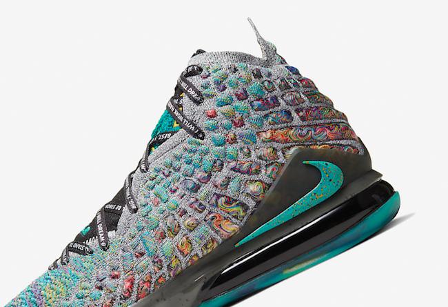 """Nike LeBron 17 """"I Promise"""" 1月21发售"""