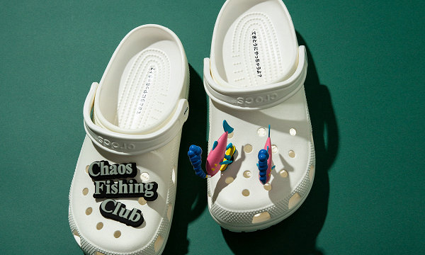 Crocs x Chaos Fishing Club 联名夜光鞋发售 夜光鞋子对身体有害吗