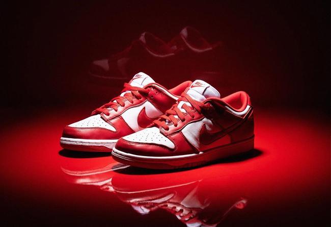 "Nike Dunk Low ""University Red""发售时间及价格"
