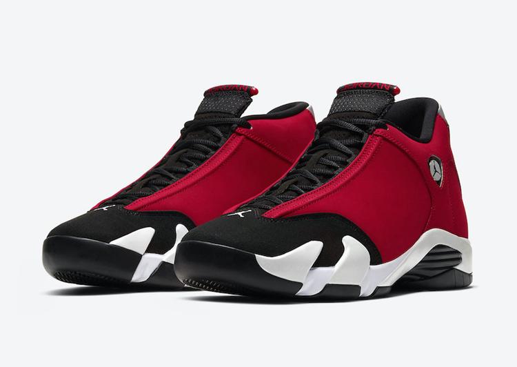 "Air Jordan 14 ""Gym Red""发售日期及发售价格"