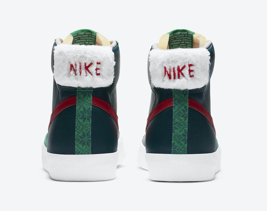 Air Force 1,AF1,Nike,Air Max 9  Nike 圣诞系列提前曝光!雪地靴版本 Air Force 1 真少见!