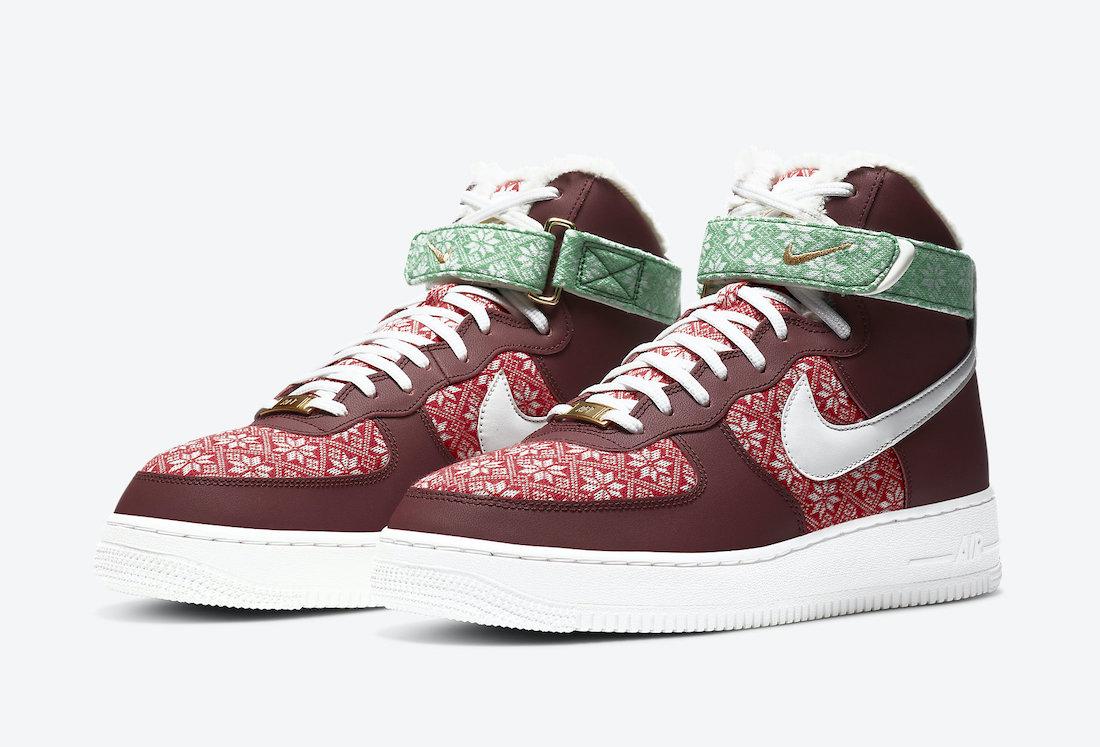 2020Nike圣诞系列三款球鞋抢先曝光