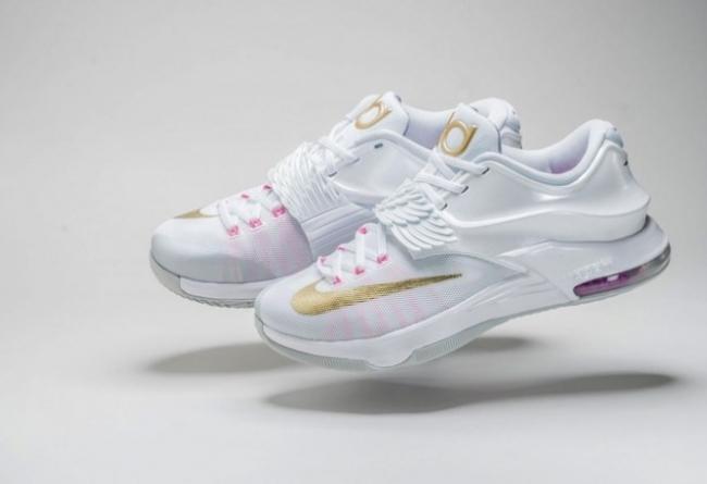 "Nike KD 13 ""Aunt Pearl""10月24日发售"