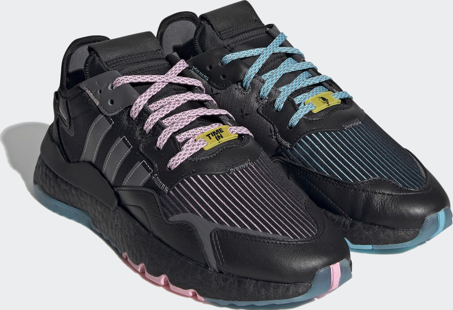 "Ninja x adidas Nite Jogger ""Time In""10月14发售"