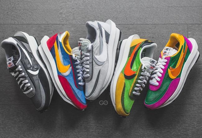 sacai x Nike VaporWaffle 11月6日发售