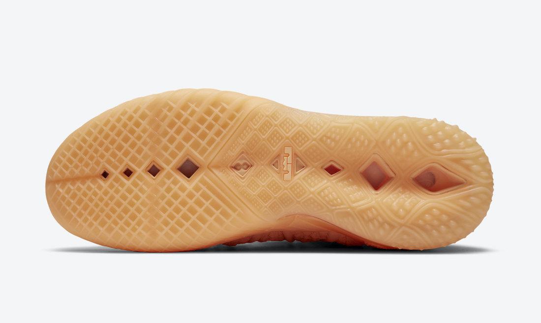 Nike,LeBron 18,发售,DB8148-801  詹姆斯总冠军战靴官图释出!想买可能有点难!