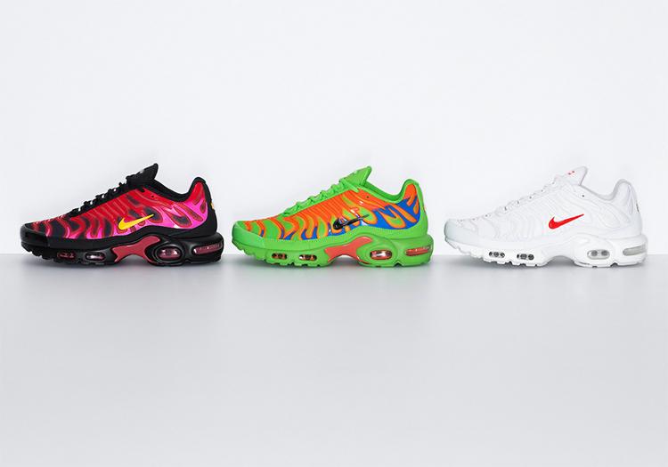 Supreme x Nike 全新联名10月15日发售