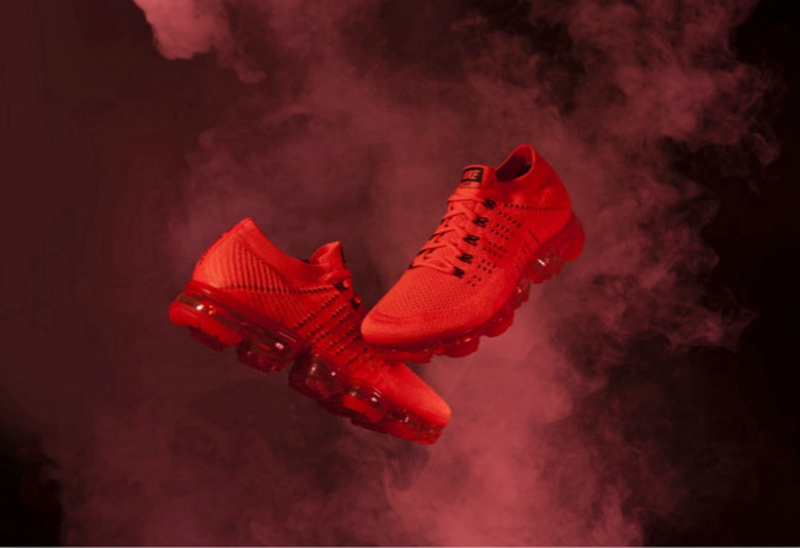"Nike Air VaporMax 2020 ""Team Red""11月12日发售"