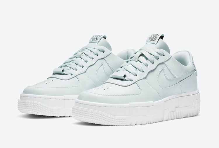 Nike Air Force 1 Pixel 10月22日发售