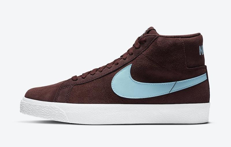 Nike SB Blazer Mid 发售日期及价格