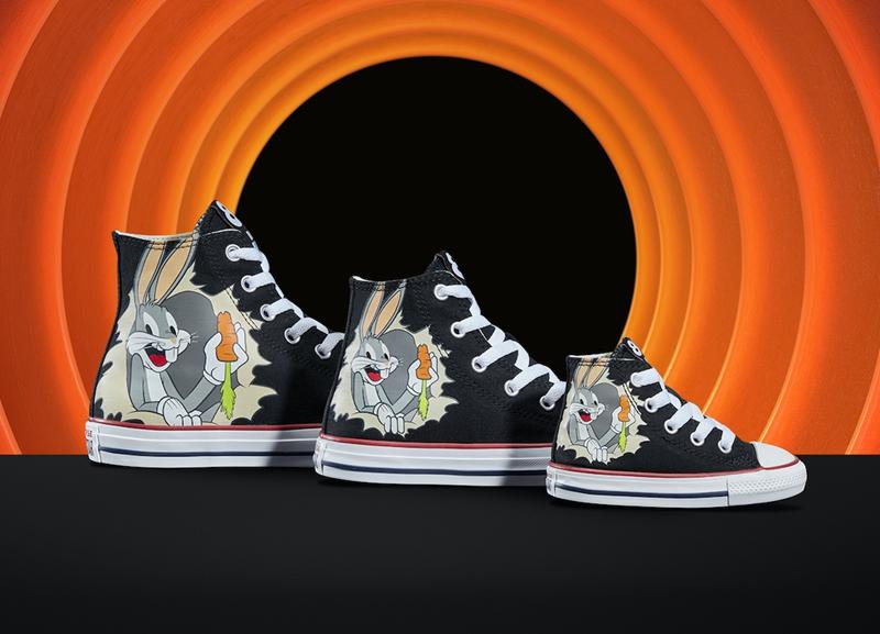 Bugs Bunny x Converse10月27日发售