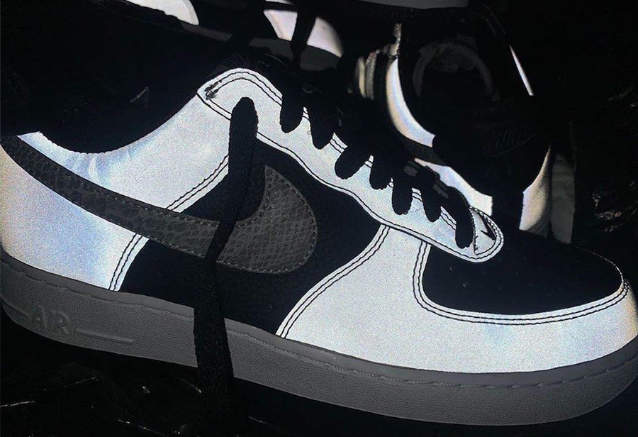 """Nike Air Force 1 B """"3M Snake""""发售日期及价格"""