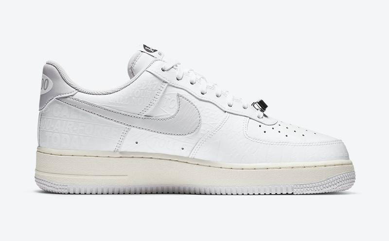 "Nike Air Force 1 '07 Low ""1-800""11月11日发售"