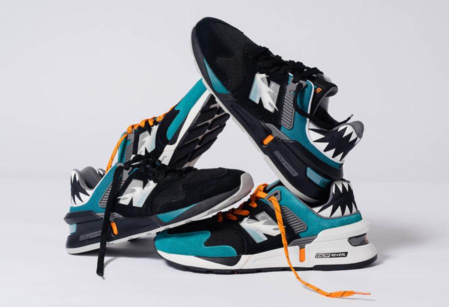 "Shoe Palace x New Balance 997S ""Great White""11月5日发售"