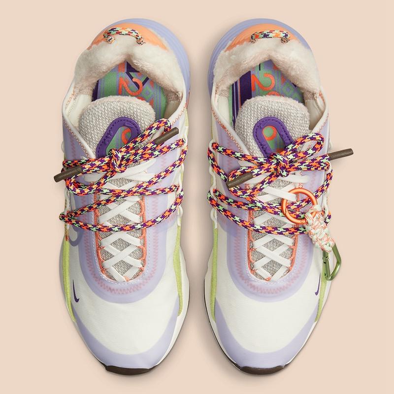 Nike,Air Max 2090,DC2353-153  淡紫色装扮尽显高级!全新 Air Max 2090 官图释出!