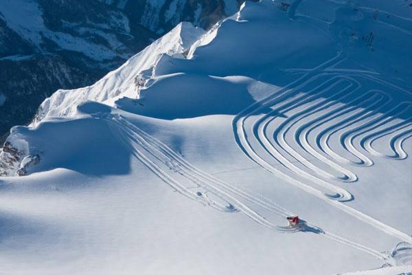 2020~2021年崇礼滑雪场的开放时间