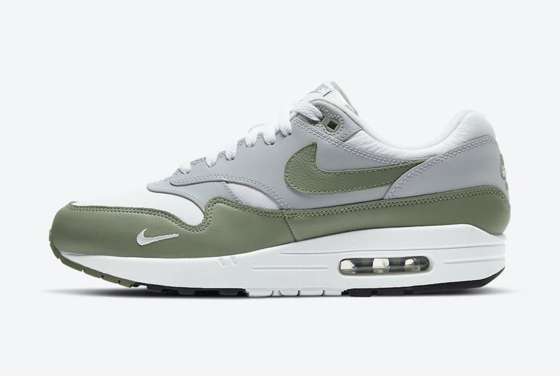 """Nike Air Max 1 """"Spiral Sage""""11月23日发售"""