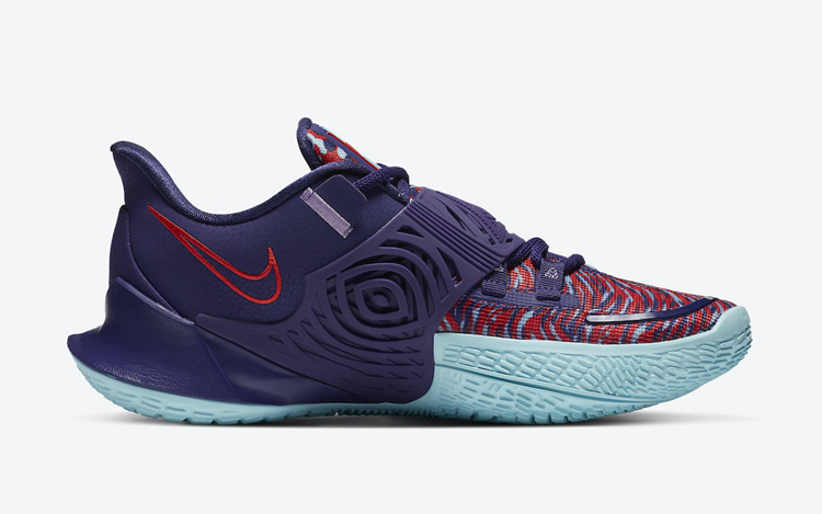 """Nike Kyrie Low 3 """"New Orchid"""" 11月13日发售"""