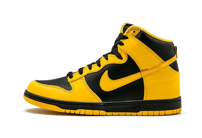"Nike Dunk High SP ""Varsity Maize""12月9日发售"