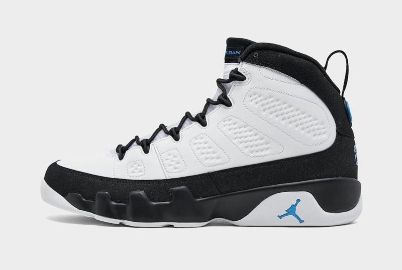 "Air Jordan 9 ""University Blue""12月5日发售"