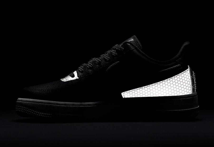 3M x Nike Air Force 1 Low谍照分享