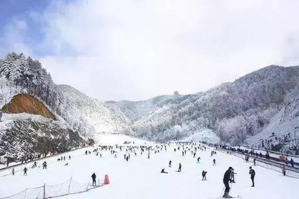 杭州周边滑雪场推荐有哪些