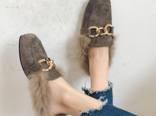 豆豆鞋搭配方法-豆豆鞋冬季怎么搭配