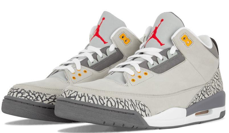 """Air Jordan 3 """"Cool Grey""""1月30日发售"""
