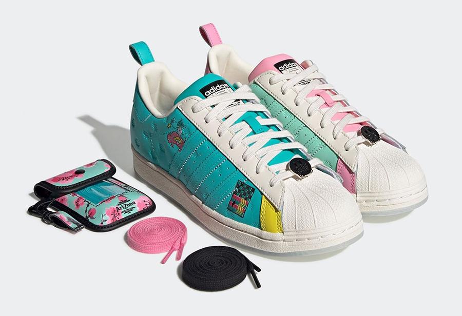 Arizona Iced Tea x adidas Superstar发售日期及价格