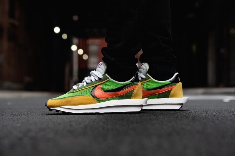 Sacai x Nike VaporWaffle实物曝光