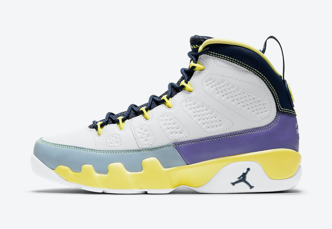 "Air Jordan9WMNS ""Change the World""3月13日发售"