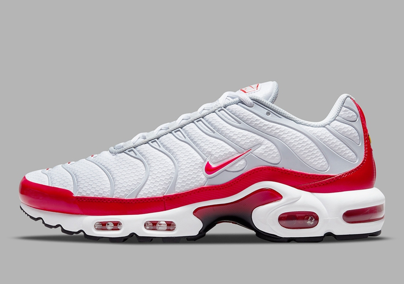 "Nike Air Max Plus ""Sport Red""谍照欣赏"