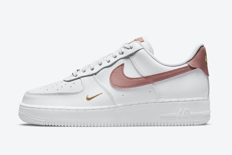 "Nike Air Force 1 Low ""Rust Pink""谍照"