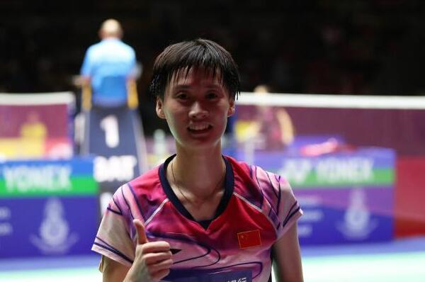 2021十大女子羽毛球运动员世界排名