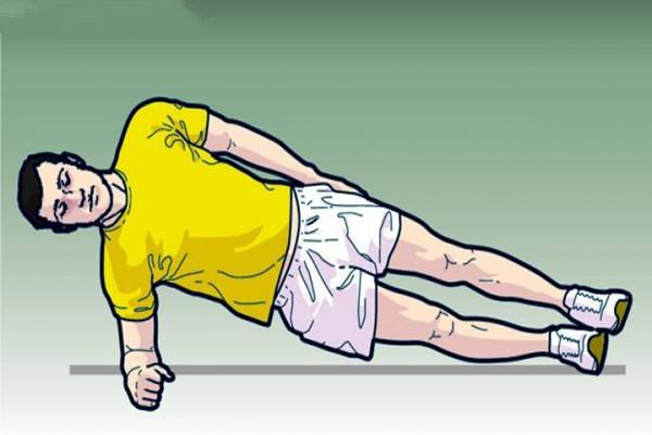颈椎病能做平板支撑吗 平板支撑对颈椎好吗